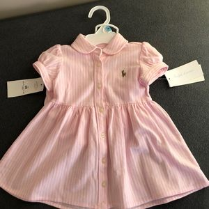 Ralph Lauren baby girl dress 6M